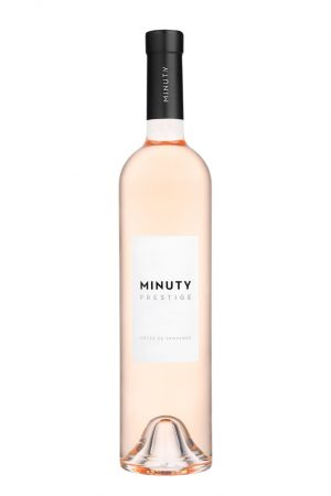 Chateau Minuty Prestige Cotes De Provence Rose Wine 75cl