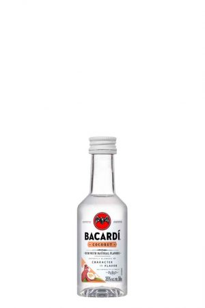 Bacardi Coconut Rum 5cl