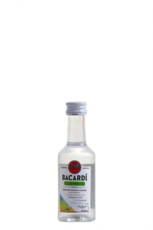 Bacardi Lime Rum 5cl