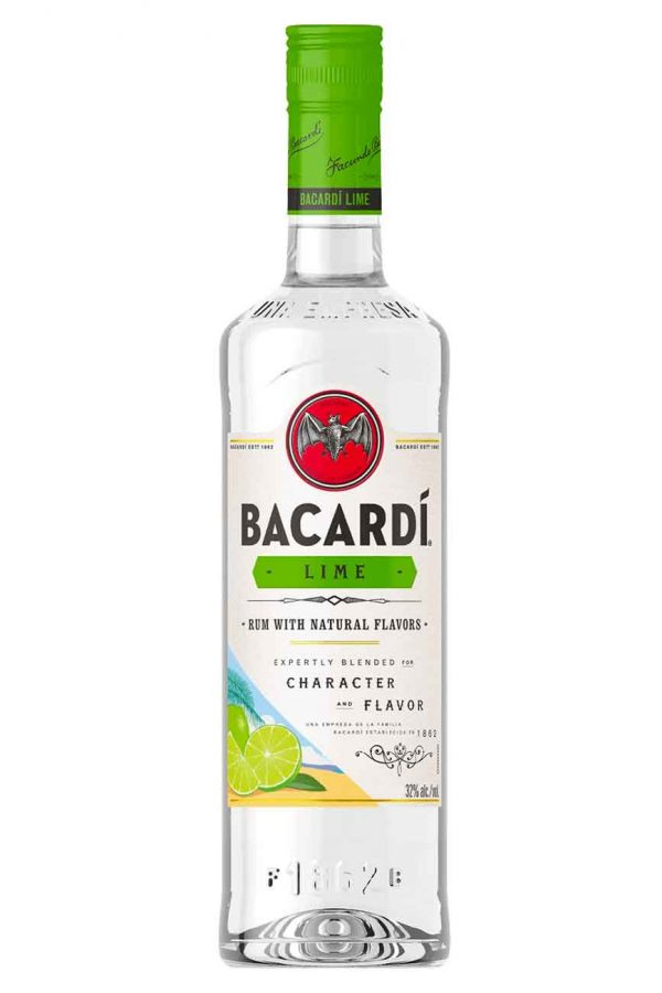 Bacardi Lime Rum 75cl