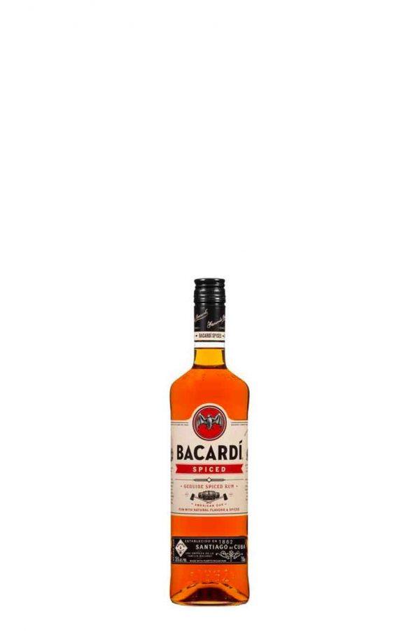Bacardi Spiced Rum 5cl