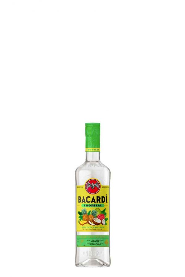 Bacardi Tropical Rum 5cl
