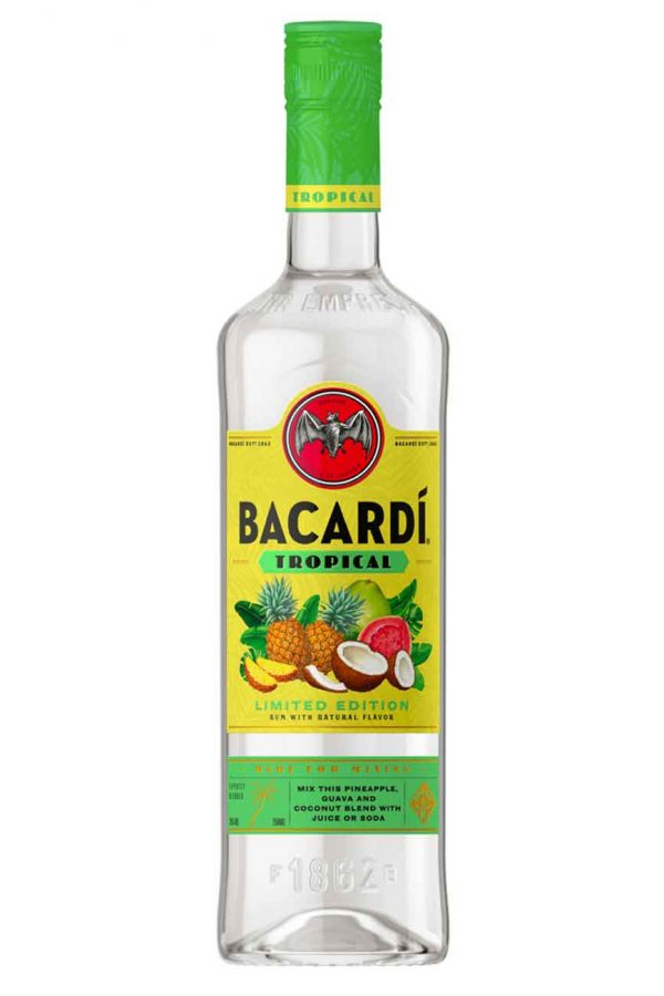 Bacardi Tropical Rum 75cl