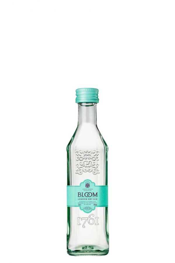 Bloom London Dry Gin 5cl