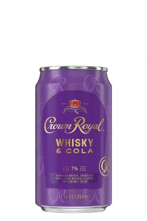 Crown Royal Whisky & Cola 35.5cl