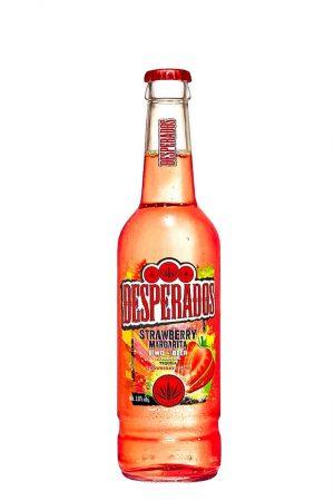 Desperados Strawberry Margarita Tequila Lager 3 x 40cl
